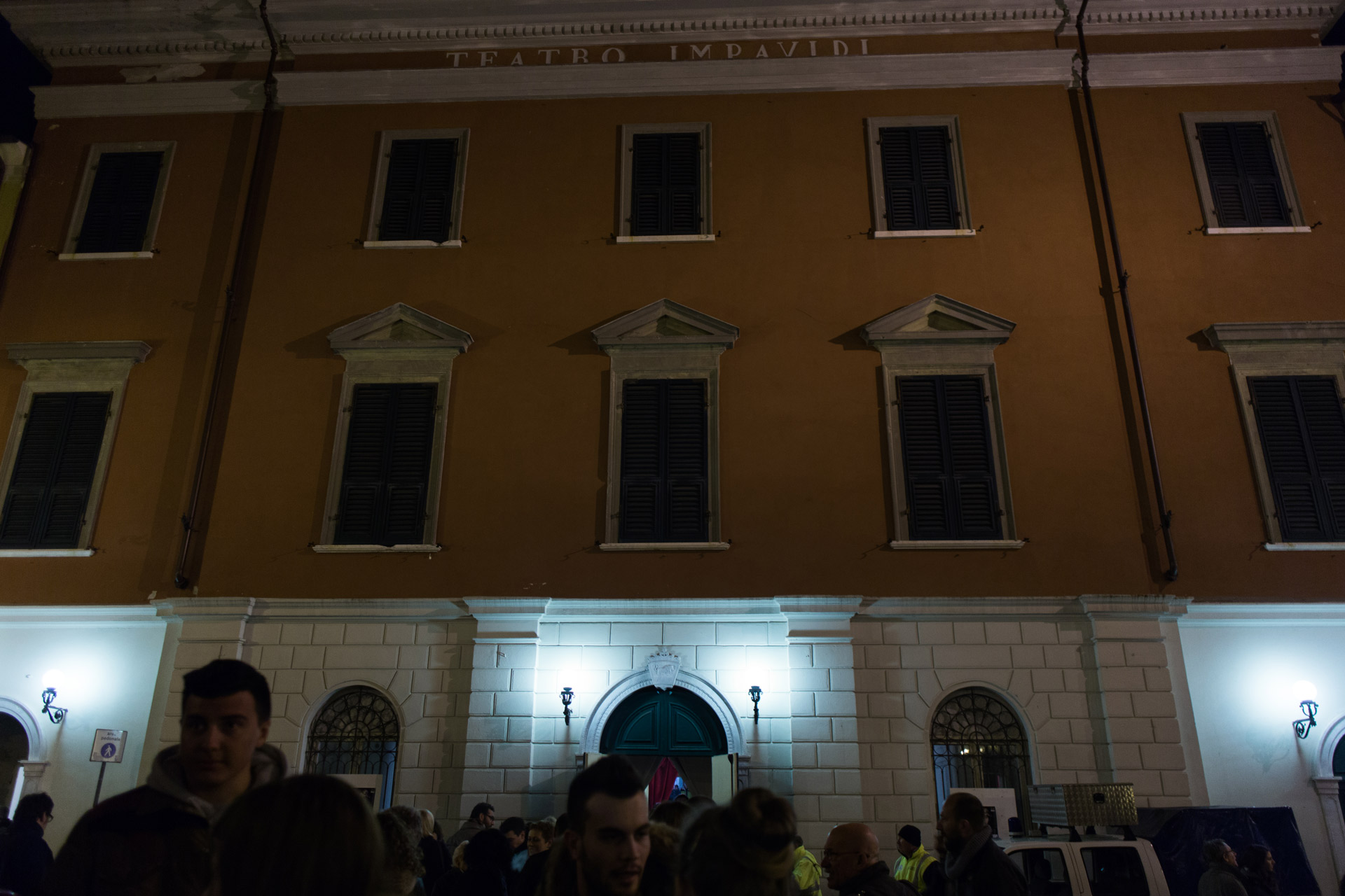 Teatro Impavidi Sarzana