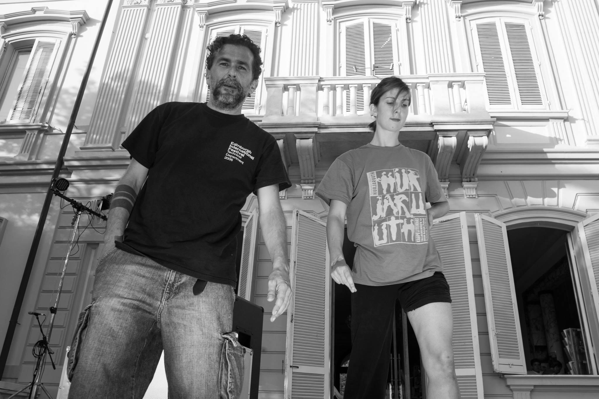 Diego Garbini e Carolina Amoretti