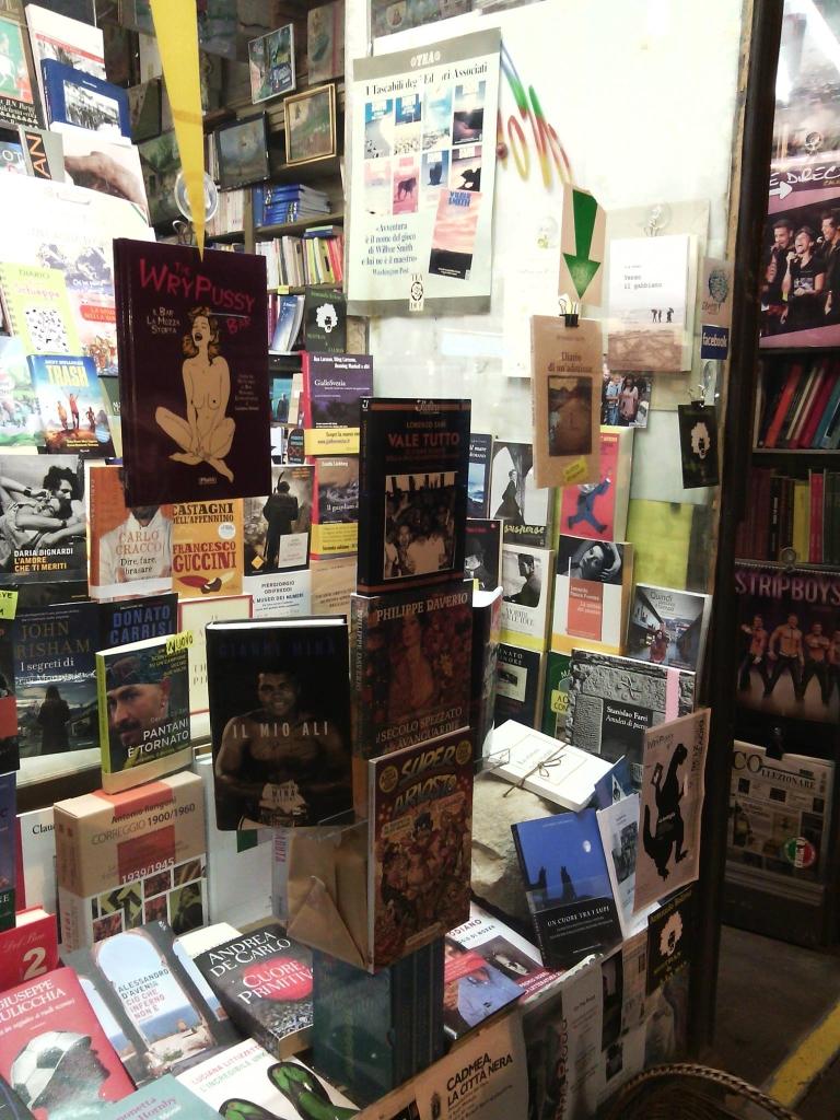 Libreria del Teatro Via Crispi Francesco 6 – 42121 Reggio Emilia (RE) te:. 0522 438865