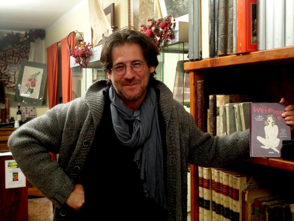 Libreria Antiquaria di Alessandro Bernardini Via Mascardi35 -19038Sarzana(SP) tel:0187 607276