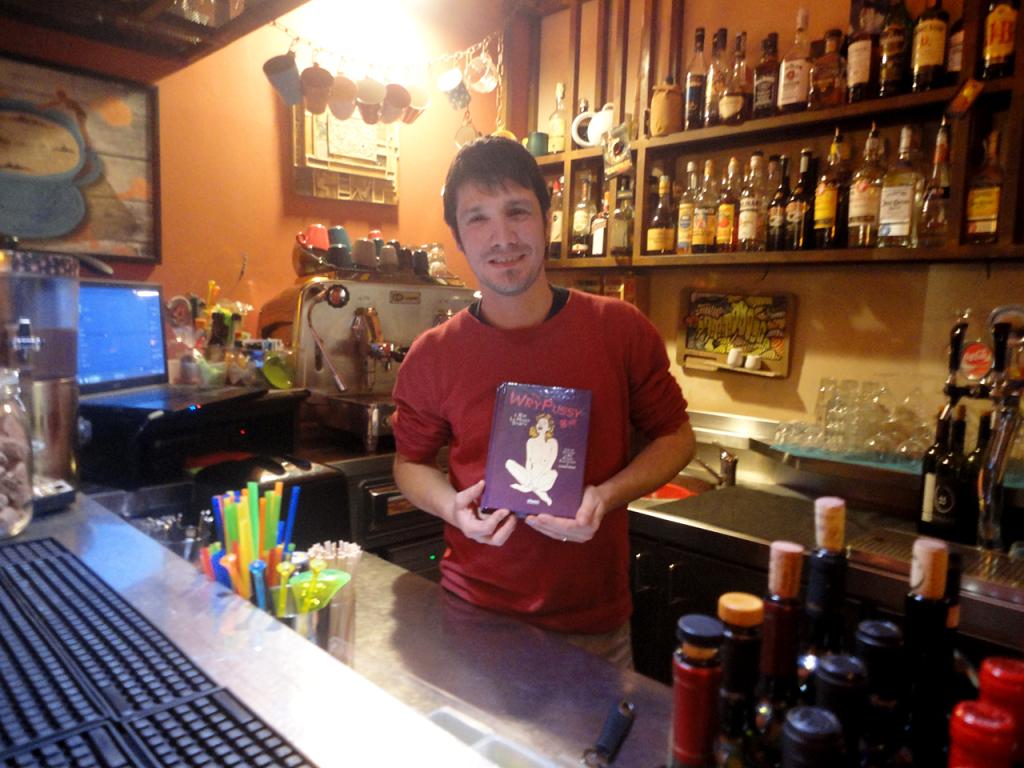 Sottobosco Libri & Cafe Piazza San Paolo all'Orto 3 - 56100Pisa tel: 050 314 2084 www.sottoboscocafe.it/