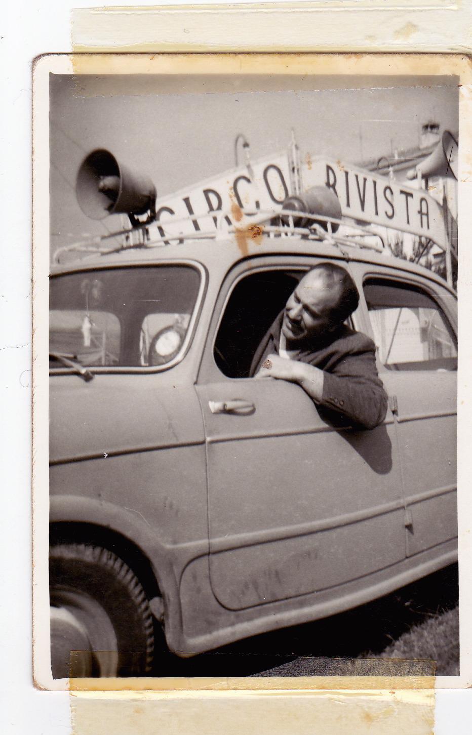 Ciribì Ciribà - Mostra: fotografie, video dello storico Circo di Pippetto. Platò