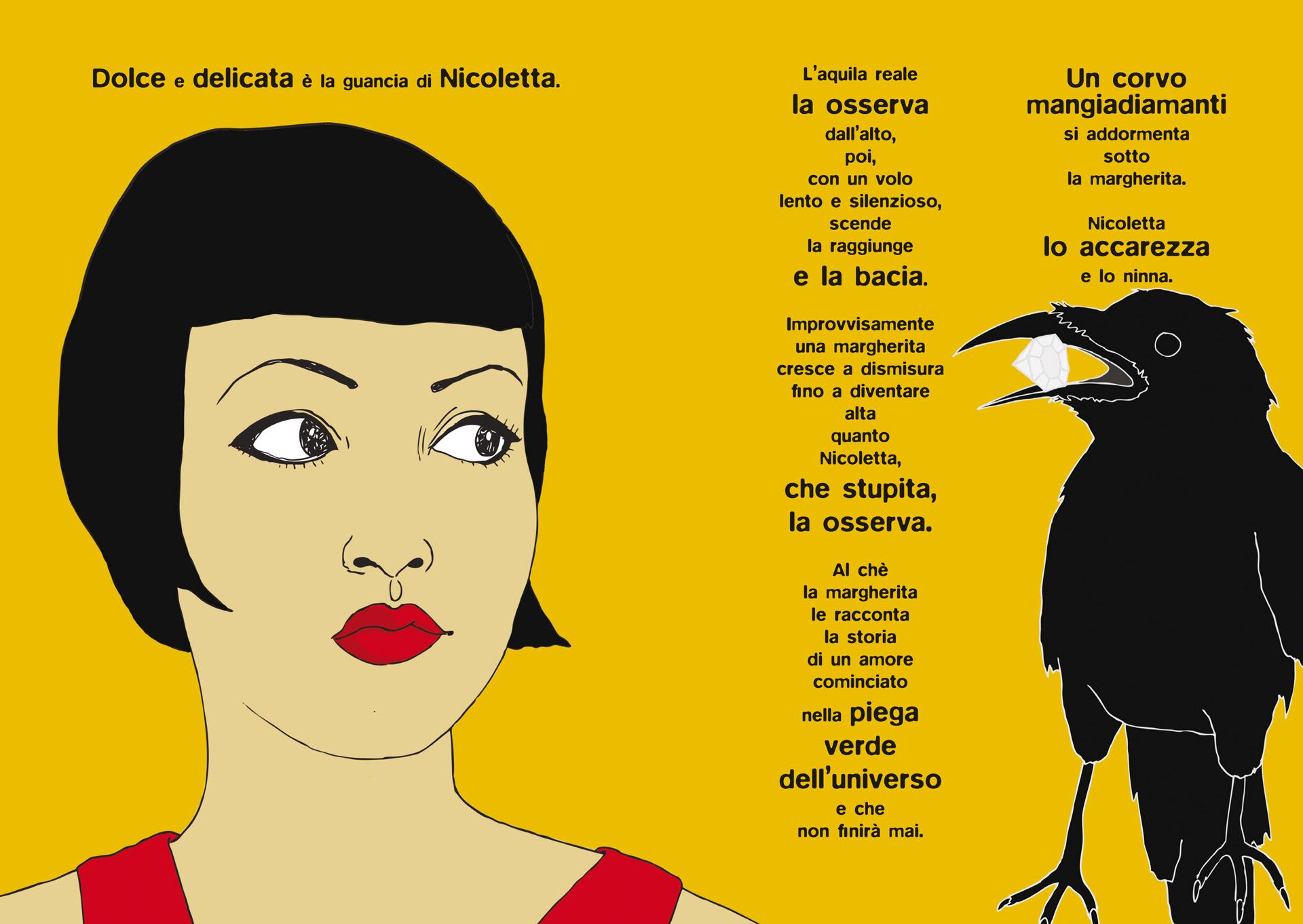 Poesia a Nicoletta