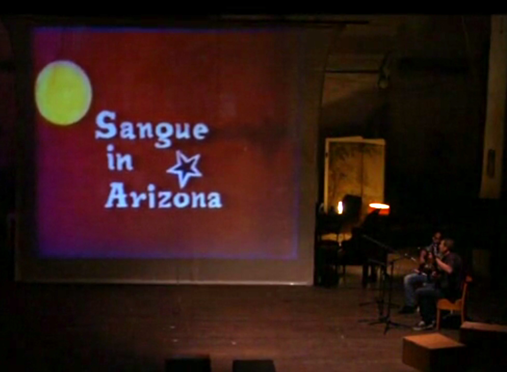 Sangue in Arizona