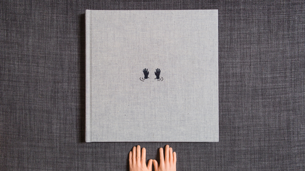 a book about hands