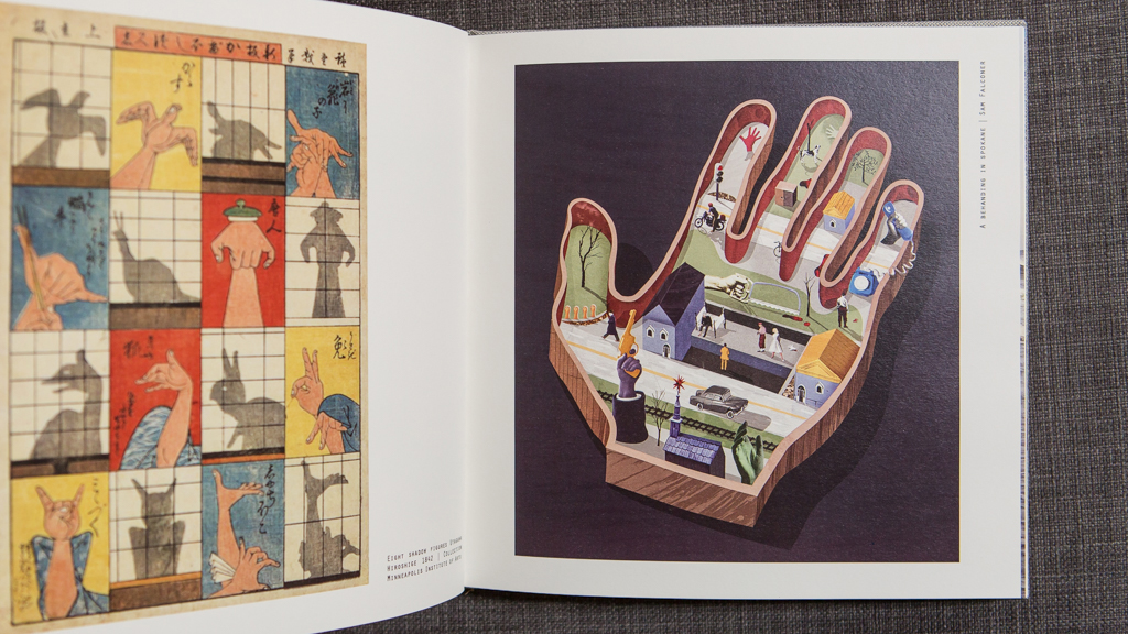 A BOOK ABOUT HANDS gallery Utagawa Hiroshige, Collections Minneapolis Institute of Art // Sam Falconer